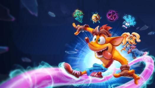 Crash Bandicoot vuelve… ¿por sorpresa?