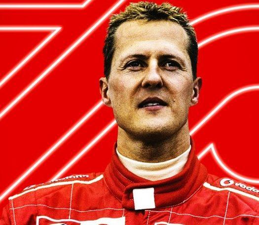 Formula 1 Michael Schumacher-UH