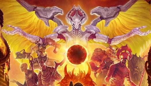 Doom Eternal recibe una nueva actualización