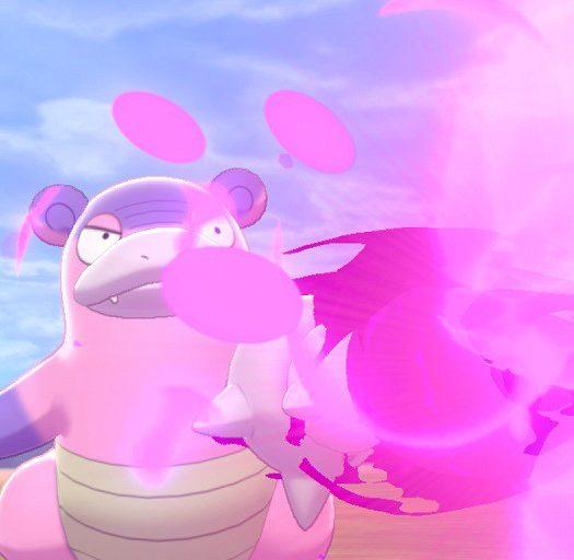 Slowbro Galar-Pokémon Espada y Escudo