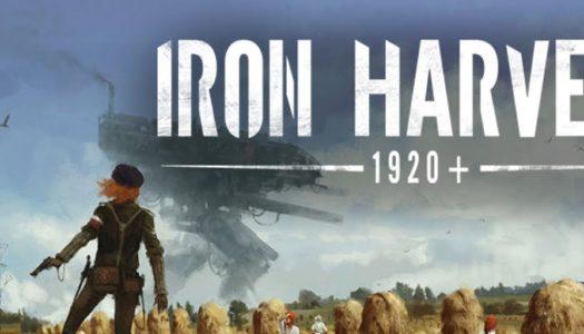 Nuevo tráiler de Iron Harvest 1920+ y desvelada la edición coleccionista