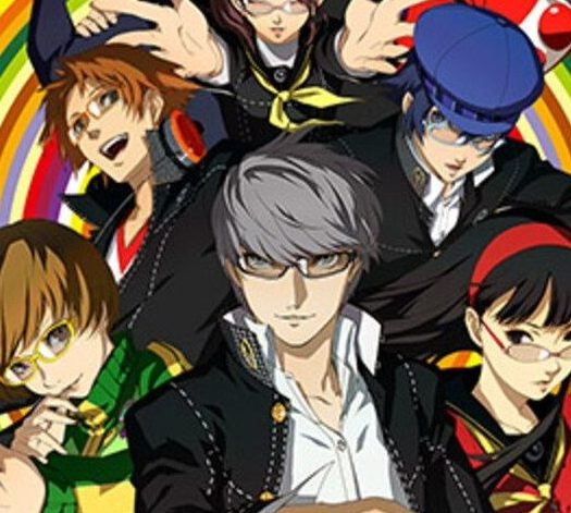 Persona 4 Golden-PC Gaming Show
