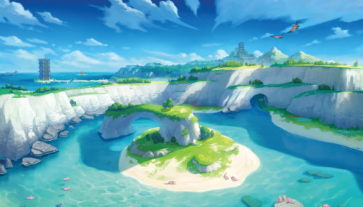 Pokémon Espada y Escudo: La isla de la armadura