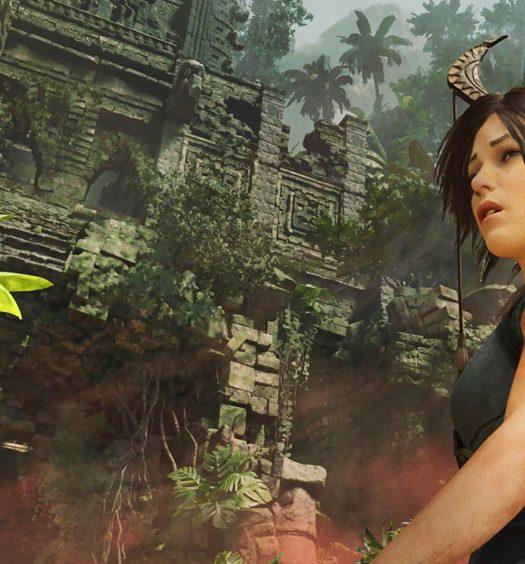 Tomb Raider GeForce NOW