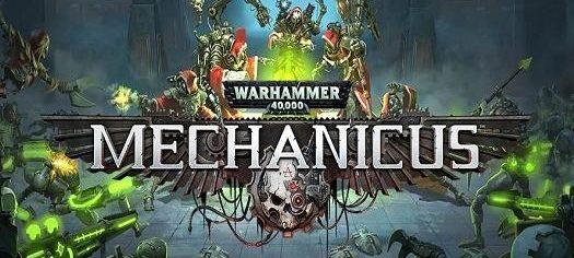Warhammer 40000: Mechanicus llega a PlayStation 4, Xbox One y Switch