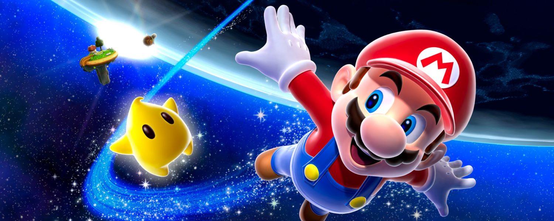 Super Mario Galaxy tributo saga super Mario