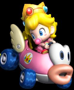 Mario Kart Wii tributo saga