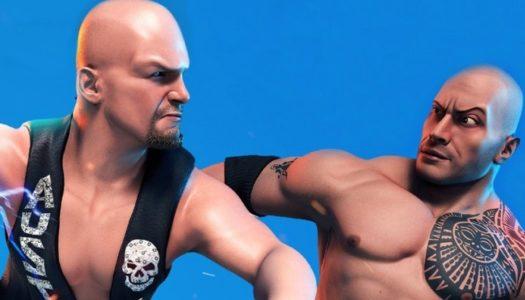 WWE 2K Battlegrounds presenta sus modos de juego
