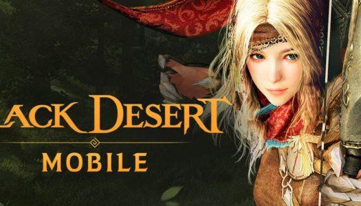 Black Desert Mobile recibe una nueva actualización