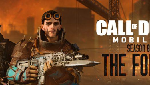 Llega la temporada 8 de Call of Duty: Mobile, The Forge