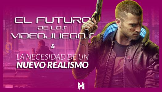 """""""El futuro de los videojuegos"""" y la necesidad de un nuevo realismo"""