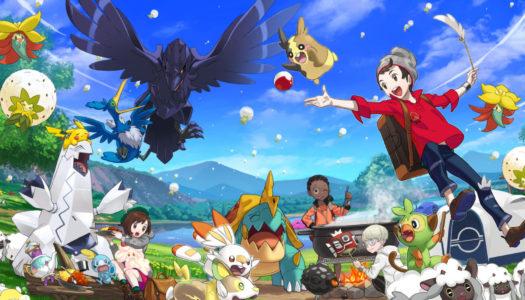 El MMO de Pokémon existía, al menos sobre el papel