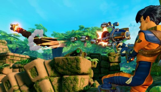 Rocket Arena lanza su Temporada 1 con nuevo contenido