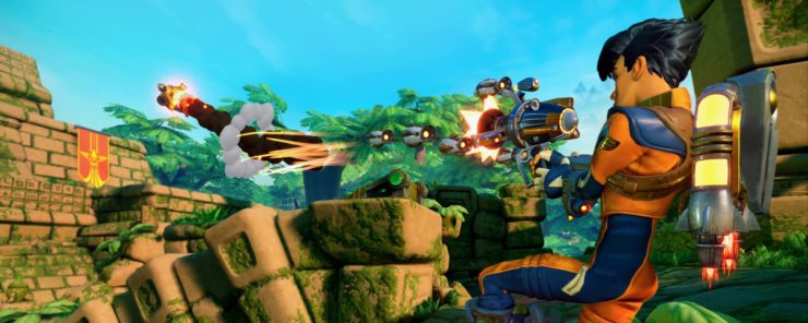 Rocket Arena Temporada 1