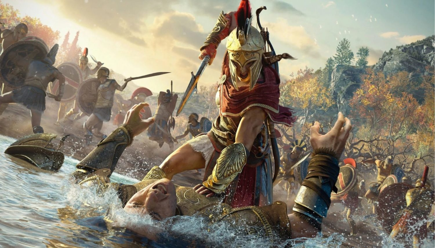 Kassandra Assasin's Creed Odyssey
