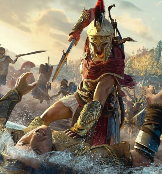 Kassandra Assasin's Creed Odyssey
