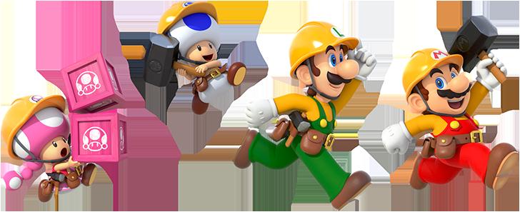 Super Mario Maker tributo saga