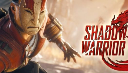 Shadow Warrior 3 se anuncia con un tráiler