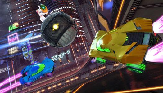 Rocket League y su paso como free-to-play por Epic Games