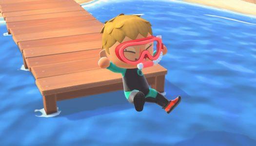 Llega el verano a Animal Crossing: New Horizons