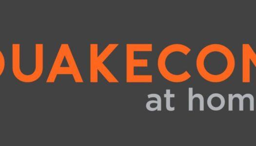 La QuakeCon at Home se celebrará del 7 al 9 de agosto