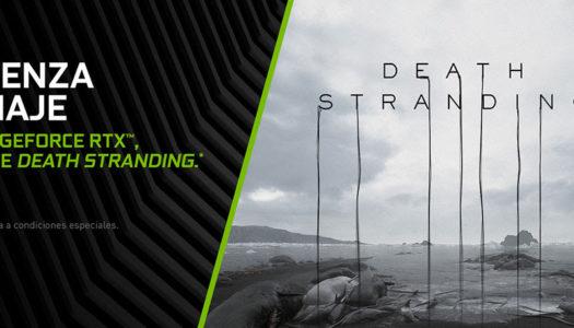 NVIDIA ofrece Death Stranding junto a las tarjetas gráficas GeForce RTX