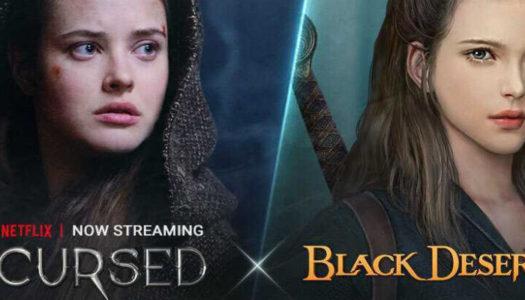 Black Desert Online presentará un crossover con la serie Maldita de Netflix