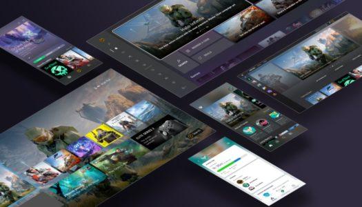 Fluida y elegante: así es la nueva interfaz adaptable de Xbox