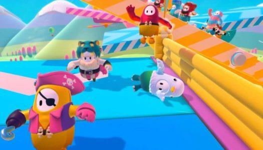 Fall Guys: Ultimate Knockout llega hoy a Steam y a PlayStation 4