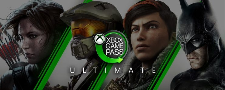 Game Pass Ultimate-Xbox