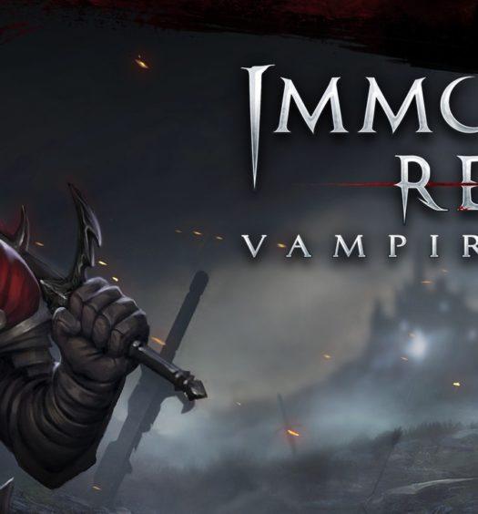 Immortal Realms: Vampire Wars-UH