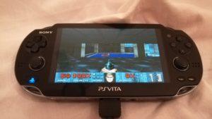 PS Vita Doom