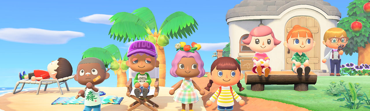 Animal Crossing New Horizons Sencillo