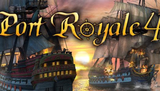 Port Royale 4 presenta un nuevo video