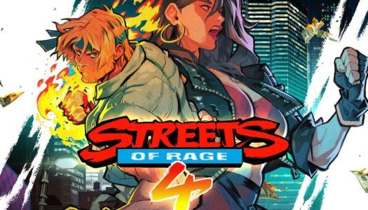 Streets of Rage 4 presenta su nueva actualización