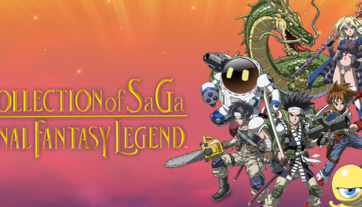 Collection of SaGa Final Fantasy Legend estrena tráiler en el TGS