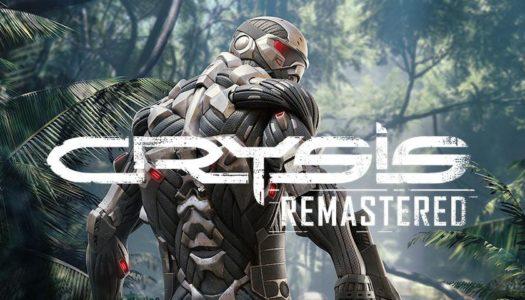 Crysis Remastered ya está disponible en PC, PlayStation 4, y Xbox One