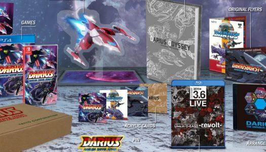 Darius Cozmic Revelation llegará a Nintendo Switch y PlayStation 4
