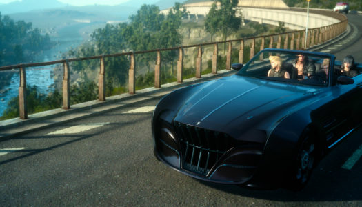Carretera y cámara: Final Fantasy XV y la road movie americana