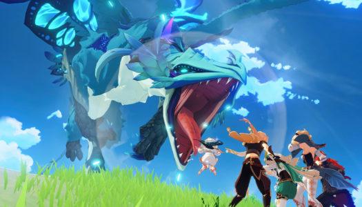 Genshin Impact se desmarca en sus primeras horas del sello Nintendo
