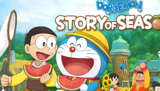 Doraemon Story of Seasons aterriza a PlayStation 4