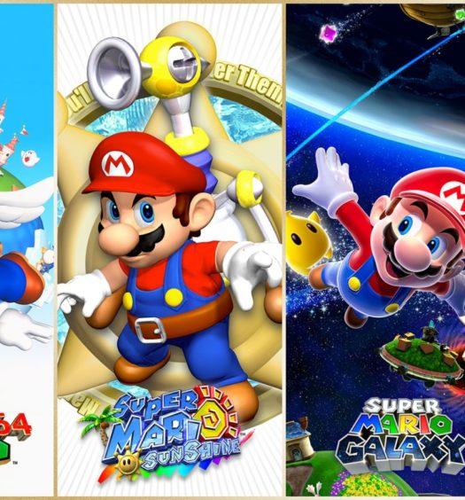 Nintendo-Super Mario 3D All Stars-Destacada