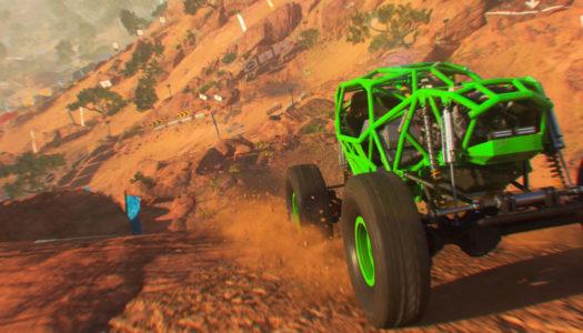 DIRT 5 se muestra por primera vez en Xbox Series S