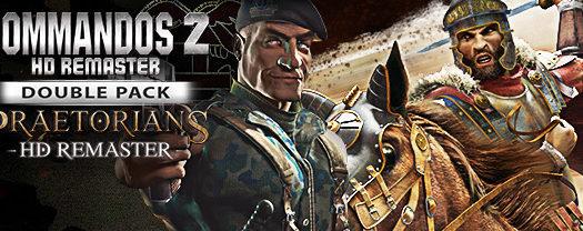 Ya disponible Commandos 2 & Praetorians: HD Remaster Double Pack