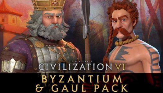 """Sid Meier's Civilization VI estrena el """"Pack de Bizancio y la Galia"""""""