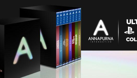 Annapurna Interactive lanzará una edición Ultimate con ocho juegos