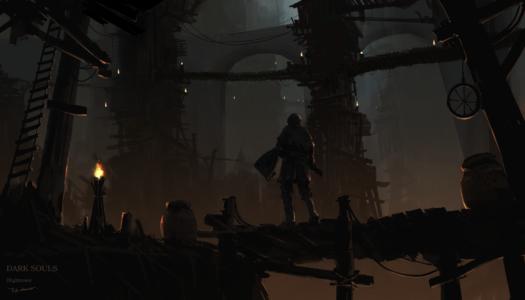 Las profundidades en el videojuego – VOL. I Dark Souls
