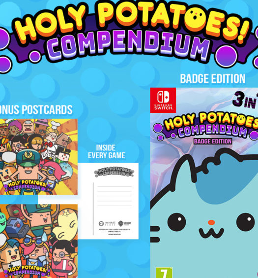 Holy Potatoes Compendium