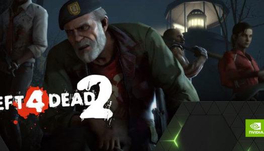 GeForce NOW recibe Left 4 Dead 2: The Last Stand y Rocket League