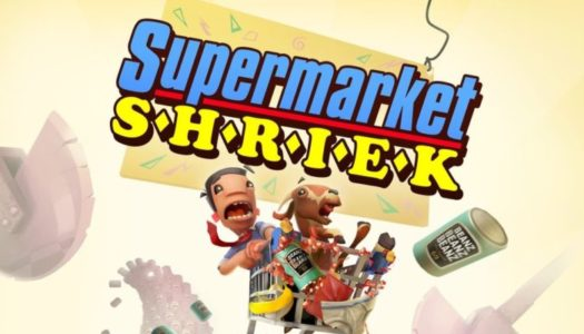 Supermarket Shriek llega hoy en formato físico para PlayStation 4 y Switch